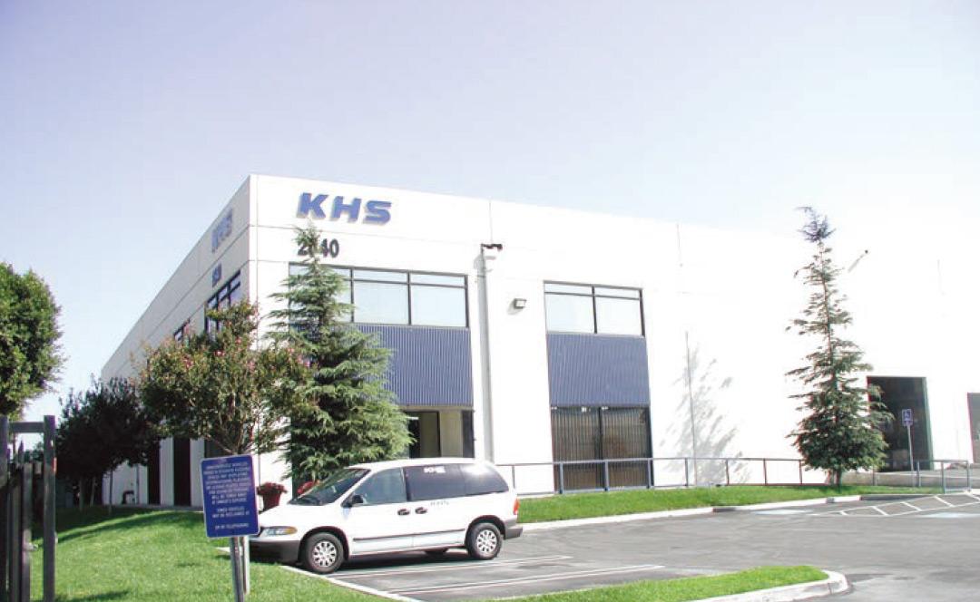 米国カリフォルニア州で1974年に「KHSバイシクルズ」を設立。